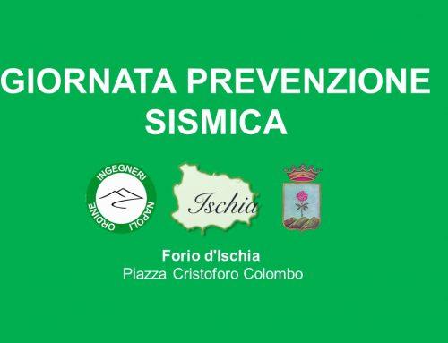 VIDEO RACCONTO GIORNATA PREVENZIONE SISMICA FORIO